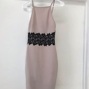 ASOS midi dress size 0